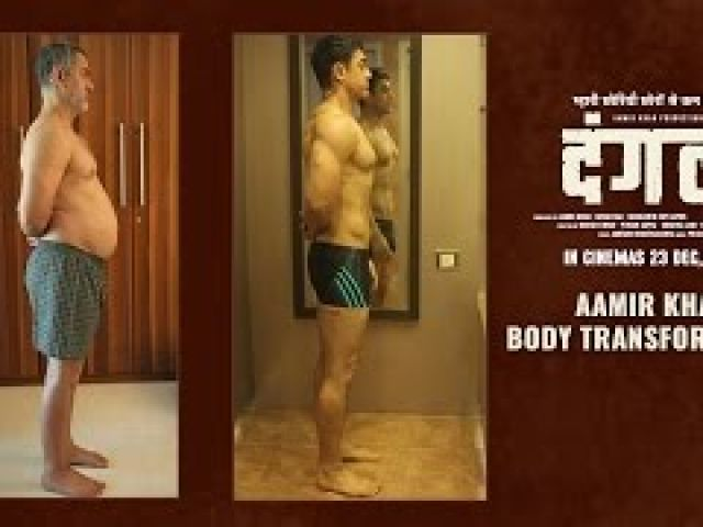 Dangal Behind The Scenes: Fat To Fit - Aamir Khan Body Transformation