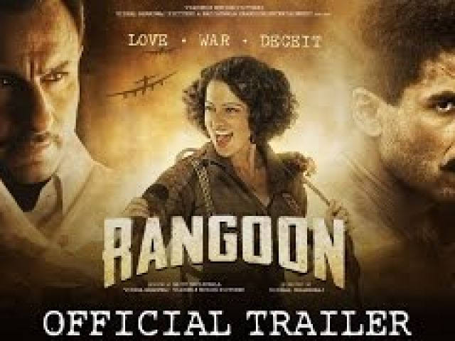 Rang0on Trailer
