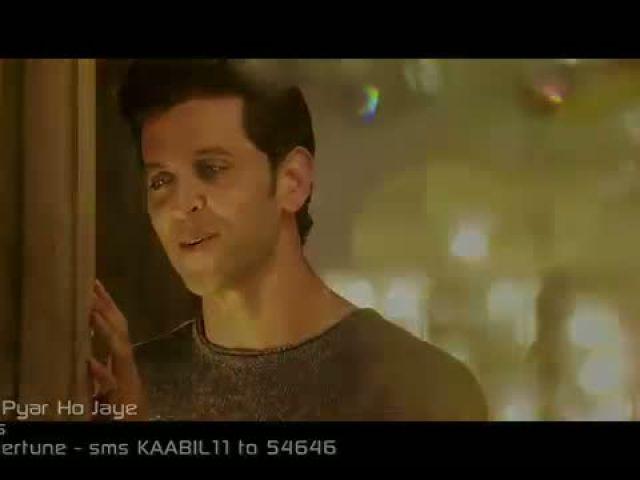 Kisi Se Py4r Ho Jaye Video Song - Ka4bil