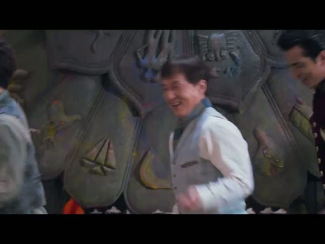 Goosebump - Kung Fu Yoga - Jackie Chan - Sonu Sood - Disha Patani - Amyra Dastur - Fazilpuria