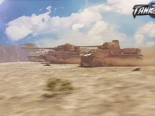 Tank Storm video