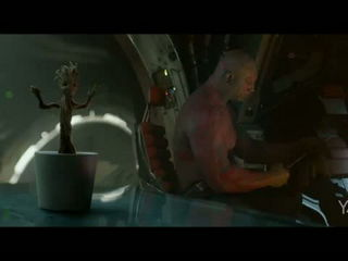 Guardians of the Galaxy Clip Baby Groot