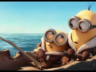Minions - The Overall Journey