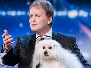 Marc Métral and his talking dog Wendy wow the judges Audition Week 1 Britain's Got Talent 2015