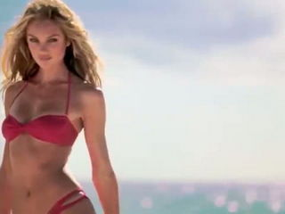 Victoria's Secret Swim 2013- Angels Lip Sync Maroon 5's 'Woman' HD