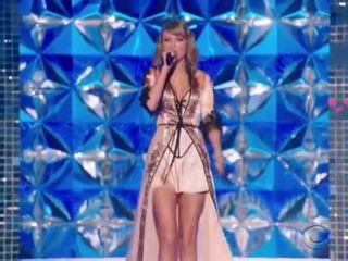Taylor Swift - ' Blank Space' Victoria's Secret Fashion Show 2014