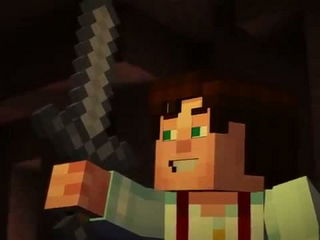 Minecraft- Story Mode Minecon 2015 Trailer