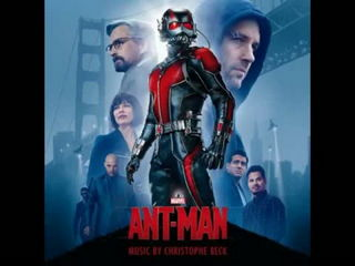 Ant Man Soundtrack - Scott Surfs on Ants