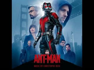 Ant Man Soundtrack - Tiny Telepathy