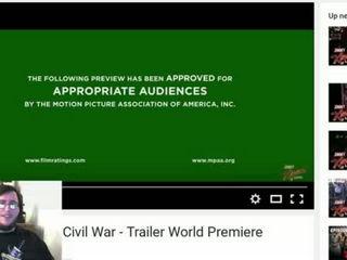 Reaction Review For Latest Captain America Teaser