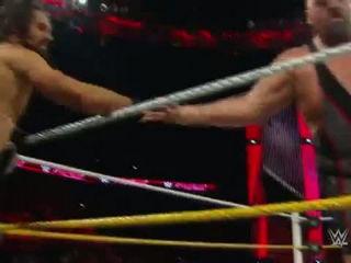 John Cena & Sting vs. Big Show & Seth Rollins