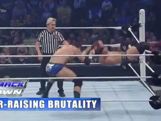 Top 10 SmackDown Moments
