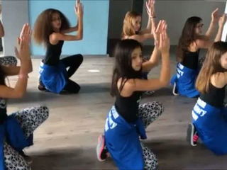 Kids Dance Uptown Funk