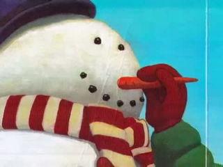 Snowmen at Night Story