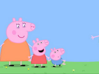 Peppa Pig Camping Holiday