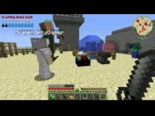 Minecraft The Crafting Dead