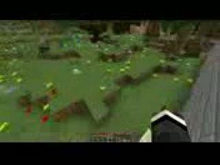 Minecraft Castle Walls