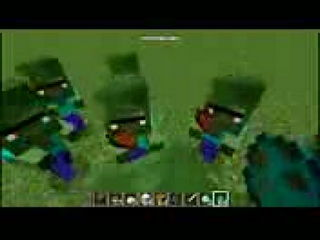 Minecraft for Kids -Honey Our Zombie Kids Are Hungry