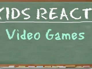 Kids React To Minecraft