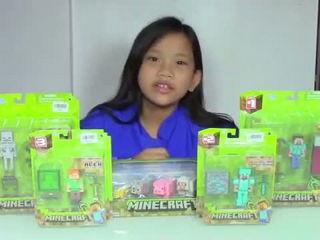 Minecraft Overworld Toys