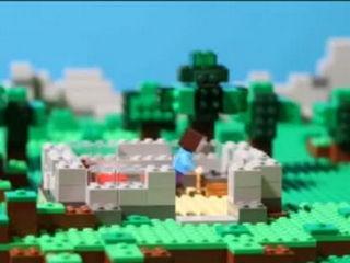 Minecraft - Lego Building Challenge