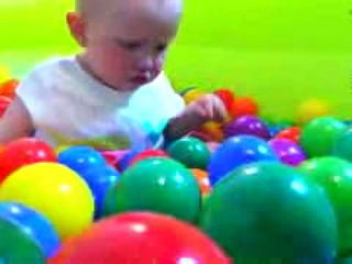 The Ball Pit Show- for learning colors