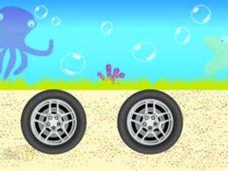 Dolphin Truck - Car Wash