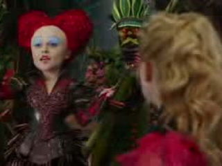 Alice Through The Looking Glass - 'Hurry Up' Clip