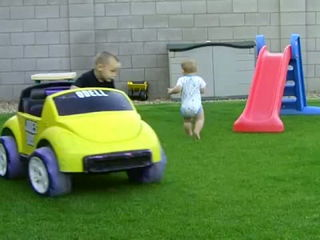 Babies Toddlers And Power Wheels Part 3