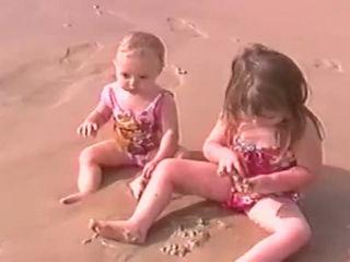 Kids VS The Beach