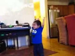 TOP FUNNIEST KID DANCING EVER - Part 1