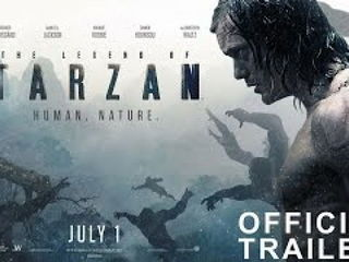 THE LEGEND OF TARZAN Official Trailer 2