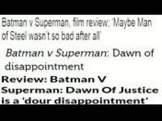 Batman V Superman - Sad Affleck