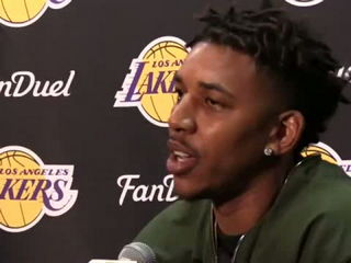 D'Angelo Russell says he's sorry for Nick Young video fiasco
