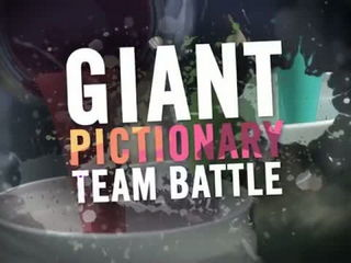 Giant Pictionary Team Battle - Dude Perfect