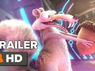 Ice Age Collision Course Trailer