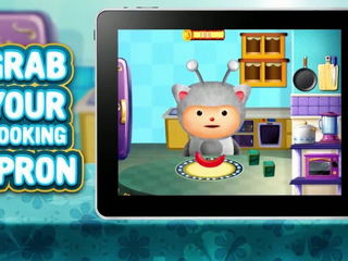 Baby Kitchen Cooking Game