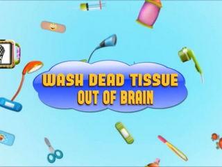 Brain Doctor - Kids Surgery Game