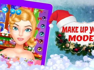 Christmas Beauty Makeover