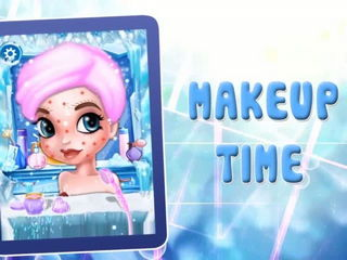 Freezy Makeover - Girls Game