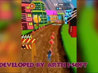 Gallop Run - 3D Runner Game