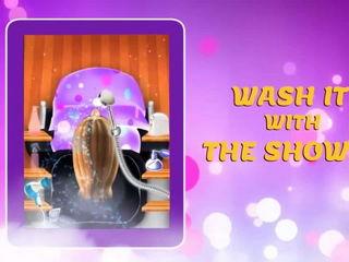 Hair Do Design 2 - Girls Hair Styling Game