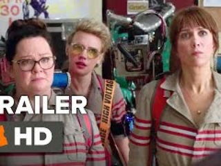 Ghostbusters Official Trailer #2