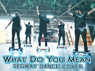 What Do You Mean Epic AirBoard Dance Cover @justinbieber