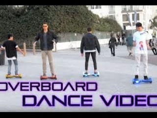 AWESOME HOVERBOARD DANCE @ChrisBrown - Zero