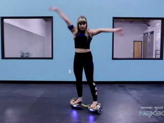 Sorry - Epic Acrobatic Hoverboard Dance Cover