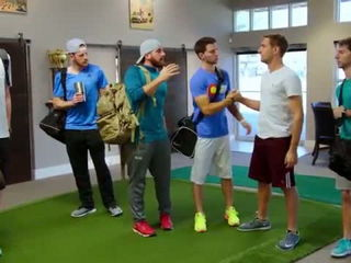 Office Pet - The Dude Perfect Show