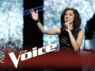 Christina Grimmie - With Love (The Voice Highlight)