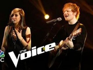 Ed Sheeran and Christina Grimmie - All of the Stars (The Voice Highlight)