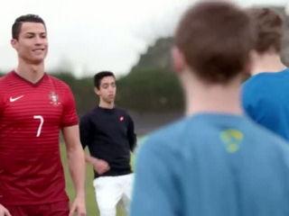 Nike Football - Winner Stays ft Ronaldo
